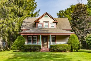 Exterior of a Craftsman Bungalow showcasing Bremerton WA homes for sale